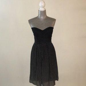 Shosanna strapless dress